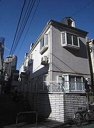 東京都豊島区池袋2丁目の賃貸アパートの外観