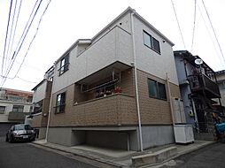 広島電鉄6系統 江波駅 徒歩2分の賃貸アパート