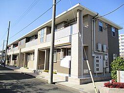 西武池袋線 東久留米駅 徒歩23分の賃貸アパート