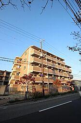 兵庫県尼崎市田能2丁目の賃貸マンションの外観