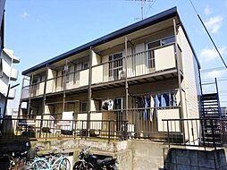千葉県船橋市前原西2丁目の賃貸アパートの外観
