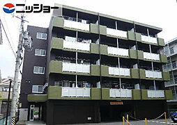 ノーブル・ライフB棟[4階]の外観