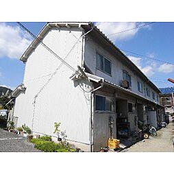 奈良県葛城市加守の賃貸アパートの外観