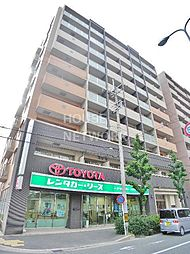 レジディア京都駅前[704号室号室]の外観