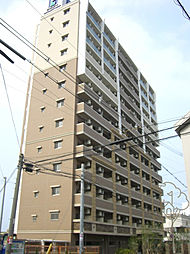 エステムコート梅田天神橋リバーフロント[13階]の外観