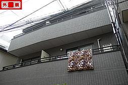 カルチェラタン動坂[202号室]の外観