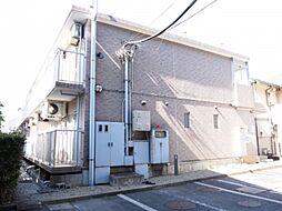 千葉県流山市松ケ丘1丁目の賃貸マンションの外観