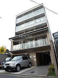 京都府京都市東山区北木之元町の賃貸マンションの外観