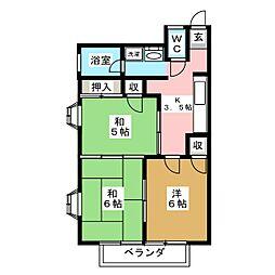 旭ヶ丘駅 4.8万円