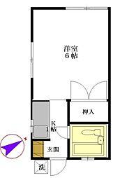 市川駅 4.7万円