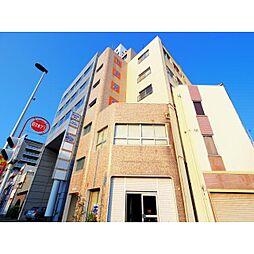 静岡県静岡市葵区本通の賃貸マンションの外観