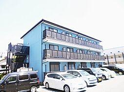 大阪府堺市西区鳳東町3丁の賃貸マンションの外観