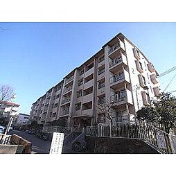 奈良県奈良市三条川西町の賃貸マンションの外観