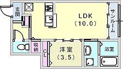 妙法寺駅 6.0万円