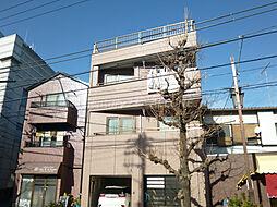 青柳ビル[301号室]の外観