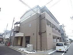 兵庫県高砂市高砂町浜田町の賃貸アパートの外観