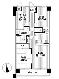 クリオ西高島平壱番館