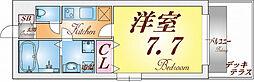 KTIレジデンス須磨浦通[1階]の間取り