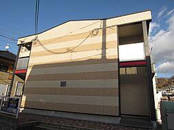 JR呉線 坂駅 徒歩10分の賃貸アパート