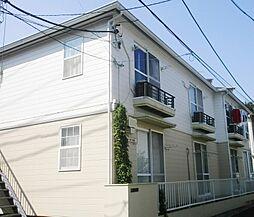 東京都北区赤羽台3丁目の賃貸アパートの外観