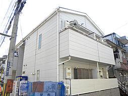 田中ハイツ[0101号室]の外観