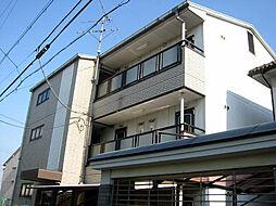 大阪府堺市西区鳳中町3丁の賃貸マンションの外観