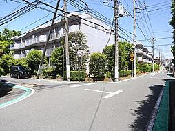 大倉山スカイハイツ E号棟