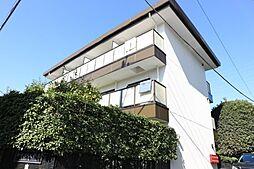 コーポAKU今泉[3階]の外観