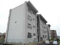 A1マンション[3階]の外観