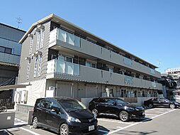 京都府京都市伏見区下鳥羽西柳長町の賃貸アパートの外観