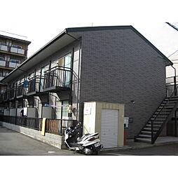 プレジール 西ノ京[103号室]の外観