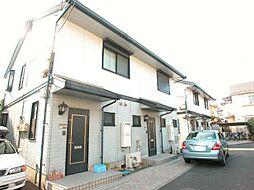 [テラスハウス] 東京都府中市是政1丁目 の賃貸【/】の外観