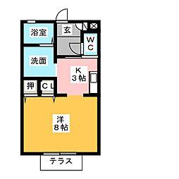 千代崎駅 3.4万円