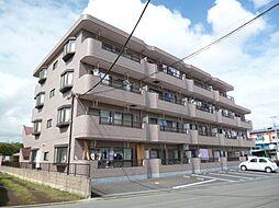 東京都立川市上砂町3丁目の賃貸マンションの外観