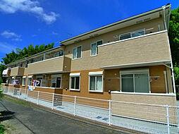 福岡県北九州市若松区中畑町の賃貸アパートの外観