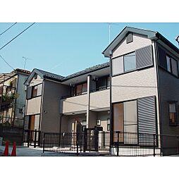 [テラスハウス] 東京都八王子市絹ケ丘3丁目 の賃貸【/】の外観