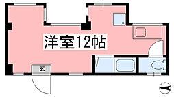 鉄砲町駅 2.1万円