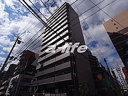 兵庫県神戸市中央区生田町1丁目の賃貸マンションの外観