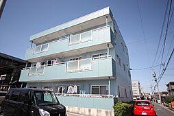 愛知県名古屋市中村区猪之越町2丁目の賃貸マンションの外観