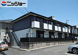 カーサ江島II B棟[1階]の外観