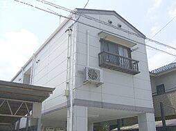 三重県松阪市新町の賃貸アパートの外観