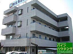 プレジデントハイツ東岸和田[402号室]の外観