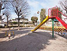 公園向原児童遊園まで195m