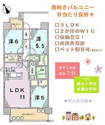 神奈川県伊勢原市石田 デュオ愛甲石田3階