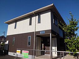 神奈川県横浜市港北区新吉田東6丁目の賃貸アパートの外観