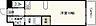 間取り,ワンルーム,面積26.98m2,賃料5.5万円,広島電鉄8系統 十日市町駅 徒歩5分,広島電鉄8系統 寺町駅 徒歩5分,広島県広島市中区西十日市町