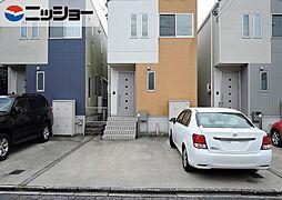 [一戸建] 愛知県名古屋市中村区靖国町1丁目 の賃貸【/】の外観