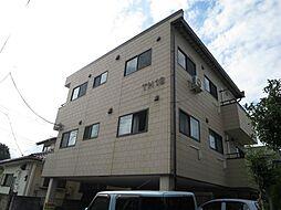 静岡県駿東郡清水町八幡の賃貸アパートの外観