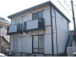 静岡県沼津市中瀬町の賃貸アパートの外観