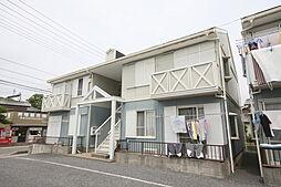 コーポマツノキ弐番館[202号室]の外観